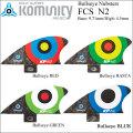 [現品限り特別価格] KOMUNITY コミュニティー NUBSTERS KP-N N2 [FCS] ナブスターフィン