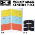 OCEAN&EARTH オーシャンアンドアース デッキパッド MONKEY MAGIC CENTER 6PIECE センター フロント ロング 6ピース