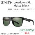 2018 SMITH スミス サングラス LOWDOWN XL ローダウン エックスエル ChromaPop 偏光レンズ 正規品