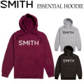 SMITH スミス メンズ パーカー ESSENTIAL HOODIE アパレル