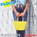 2019 FLOCO フラコ FLOCO TOTE トートバッグ ポーチ付き シリコンバッグ BAG 海 川 プール フェス