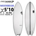 FIREWIRE SURFBOARDS ファイヤーワイヤー サーフボード MOONBEAM ムーンビーム 5'10 LFT Rob Machado ロブ・マチャド ショートボード [条件付き送料無料]