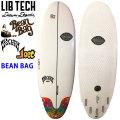 【限定モデル】 7月下旬以降入荷予定  【予約受付中】 Lib Tech リブテック BEAN BAG ビーンバッグ LOST ロスト サーフボード ショートボード MATHEM メイヘム Mat Biolos [条件付き送料無料