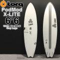 TORQ SurfBoard トルク サーフボード POD MOD 6'6 [Secret] 限定カラー AL MERRICK アルメリックサーフボード [条件付き送料無料]