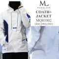 20-21 MARQLEEN COACH+ JACKET MQ01002 マークリーン スノーボードウェア コーチ ジャケット ユニセックス [ 005/995/991]
