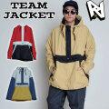 20-21 AA hardwear ダブルエー ウエア 【TEAM JACKET】 チームジャケット メンズ ジャケット スノーボード SNOW WEAR ウェアー