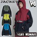 20-21 AA hardwear ダブルエー ウエア 【YUKI NEMAKI JACKET】 ユキネマキジャケット メンズ ジャケット スノーボード SNOW WEAR ウェアー