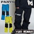 20-21 AA hardwear ダブルエー ウエア 【YUKINEMAKI PANTS】ユキネマキパンツ メンズ パンツ スノーボード SNOW WEAR ウェアー
