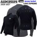 ウェットスーツ タッパー 長袖ジャケット フロントジップ 2020 AIDENTIFY アイデンティファイ メンズ 1mm Jersey tapper [LOVE SUPREME] ロングスリーブジャケット