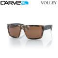 [現品限り特別価格] CARVE カーブ サングラス 偏光 VOLLEY [13-2]  ボレー