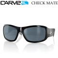[現品限りfollows特別価格] CARVE カーブ サングラス 偏光レンズ 偏光サングラス  [24-3] CHECK MATEチェックメイト BACK_POLA