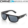 [現品限りfollows特別価格] CARVE カーブ サングラス 偏光レンズ 偏光サングラス  [60-3] MODULATOR