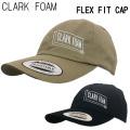 CLARK FORM クラークフォーム CAP キャップ ユニセックス FLEX FIT YOPOONG CAP