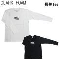 CLARK FORM クラークフォーム メンズ Tシャツ 長袖 REG L/S
