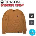 DRAGON ドラゴン BONDING CREW トレーナー スウェット メンズ  ウェア SNOW