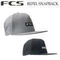 2020 FCS サーフキャップ REPEL SNAPBACK アウトドア 帽子 UPF35+