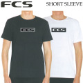 2020 FCS メンズ Tシャツ カットソー 半袖 ESSENTIOALS SHORT SLEEVE