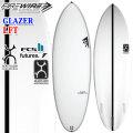 ファイヤーワイヤー サーフボード グレーザー ロブマチャドモデル Firewire Machado Surfboards Glazer [LFT] TRI FIN ロブ・マチャド Rob Machado ショートボード [条件付き送料無料]