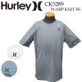 メンズ 半袖 Tシャツ HURLEY ハーレー CK5289 トレーニングウェア 半袖 ラッシュTシャツ