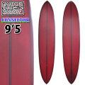 JOELTUDOR SURFBOARDS ジョエルチューダー サーフボード CONNECTOR コネクター 9'5 シングルフィン Hank Byzak ハンク・バイザック [条件付き送料無料]