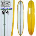 JOELTUDOR SURFBOARDS ジョエルチューダー サーフボード CLASSIC PIN クラシックピン 9'4 シングルフィン Hank Byzak ハンク・バイザック [条件付き送料無料]