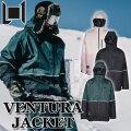 20-21 L1 エルワン ウェア VENTURA JACKET ベンチャー ジャケット メンズ スノーボード