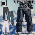 20-21 L1 エルワン ウェア VENTURA PANT ベンチャー パンツ メンズ スノーボード
