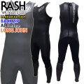 2020-2021 rash ウェットスーツ ラッシュ ウエットスーツ ロングジョン BLKスキン 3.5mm メンズ  数量限定モデル LX BACK ZIP TYPE バックジップ クラシックスタイル 国産高級ウェットスーツ