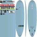 "SIC SURF エスアイシー サーフボード DRIFTER SERIES 7'8"" ドリフター TOUGH TEC フィン付 FCS FIN対応 ファンボード SURFBOARDS [条件付き送料無料]"