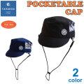 TAVARUA サーフキャップ [TM2004] ポケッタブルCAP 帽子