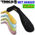 TOOLS ツールス TLS WET HANGER ウェットハンガー ウェットスーツ 専用 ハンガー 型崩れ防止 細いハンガーがウェットスーツハンガーに
