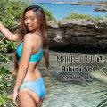 MAKA-HOU マカホー [20W03-91S] Bikini Set ビキニ セット 水着 サーフィン レディース
