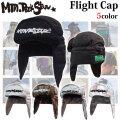 [10月以降入荷] Mtn. Rock Star Flight Cap フライトキャップ 帽子 ウィンターキャップ  スノーボード