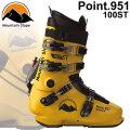 21-22 Mountain Slope マウンテンスロープ ハードブーツ Point.951 100ST アルペン アルパイン スノーブーツ スノーボード ブーツ 2021 2022 送料無料