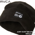 2021 RVCA ルーカ ビーニー BB042-918 ANP-BEANIE ニット帽