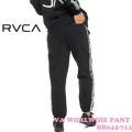 2021 RVCA レディース スウェットパンツ BB044-714 VA WORLDWIDE PANT ルーカ アクティブパンツ