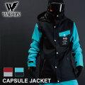 21-22 WACON スノーボードウェア メンズ CAPSULE JACKET カプセル ジャケット ワコン スノボジャケット