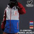 21-22 WACON スノーボードウェア メンズ PARKS JACKET パークス ジャケット ワコン スノボジャケット