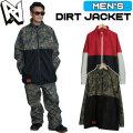 NEW 21-22 AA hardwear ダブルエー ウエア 【DIRT JACKET】 ダートジャケット メンズ ジャケット スノーボード SNOW WEAR ウェアー