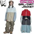 NEW 21-22 AA hardwear ダブルエー ウエア 【GIRL DIRT JACKET】 ガールダートジャケット レディース ジャケット スノーボード SNOW WEAR ウェアー