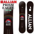 21-22 ALLIAN アライアン PRISM EAGLE プリズム イーグル [ 130cm 135cm ] キッズ ジュニア ユース フリースタイル オールラウンド スノーボード 板 2021 2022 送料無料