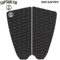 2021 キャプテンフィン INFANTRY 2ピース サーフィンデッキパッド CAPTAIN FIN インファントリー