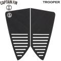 2021 キャプテンフィン TROOPER 2ピース サーフィンデッキパッド CAPTAIN FIN トルーパー