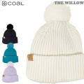 21-22 COAL ビーニー THE  WILLOW コール ニット帽