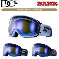 21-22 DICE ゴーグル ダイス BANK バンク BK15191 [PHOTOCHROMIC /MIT BLUE] 調光レンズ JAPANFIT スノーボード