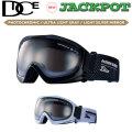 NEW 21-22 DICE ゴーグル ダイス JACKPOT ジャックポット JP14570 [PHOTOCHROMIC /ULTRA LIGHT GRAY/LIGHT SILVER MIRROR] 調光レンズ JAPANFIT スノーボード