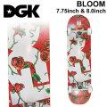 DGK ディージーケー スケートボード コンプリート BLOOM [D-125] [D-126] 7.75 inch 8.0inch 完成品 スケボー SKATE BOARD COMPLETE