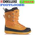 21-22 DEELUXE ディーラックス ブーツ FOOTLOOSE フットルーズ ノーマルインナー メンズ スノーボード 雪板 スノースケート 正規品 送料無料