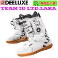 限定カラー 21-22 DEELUXE ディーラックス ブーツ TEAM ID LTD LARA チーム アイディー リミテッド ララ ノーマルインナー S3 レディース スノーボード ジブ グラトリ パーク フリースタイル 正規品 送料無料