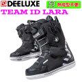 21-22 DEELUXE ディーラックス ブーツ TEAM ID LARA チーム アイディー ララ ノーマルインナー S3 レディース スノーボード ジブ グラトリ パーク フリースタイル 正規品 送料無料